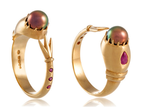 modern jewellery design at it's best