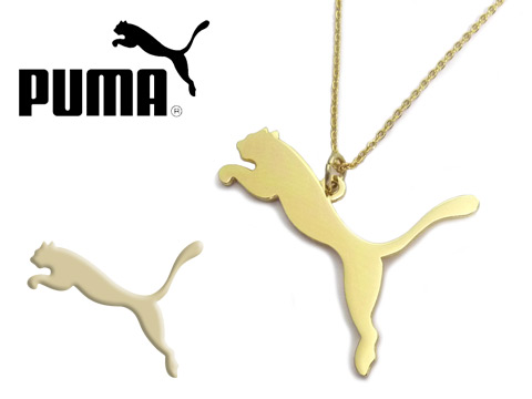 Puma Cat Pendants