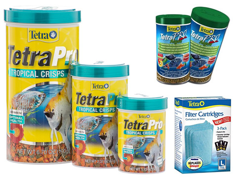 tetra brnaded company products