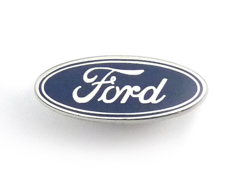 Ford enamel badges